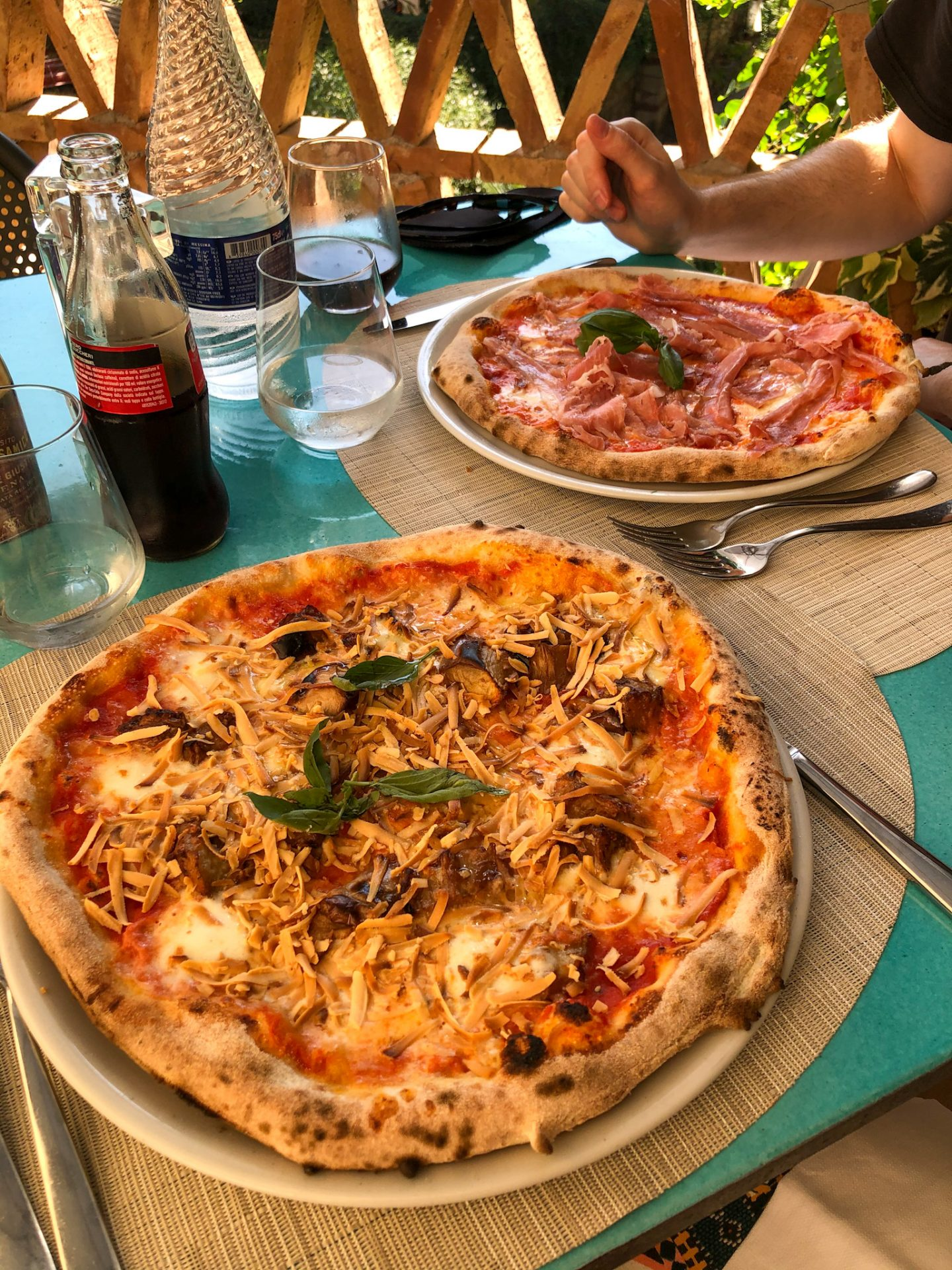 Pizzeria Villa Zuccaro Taormina
