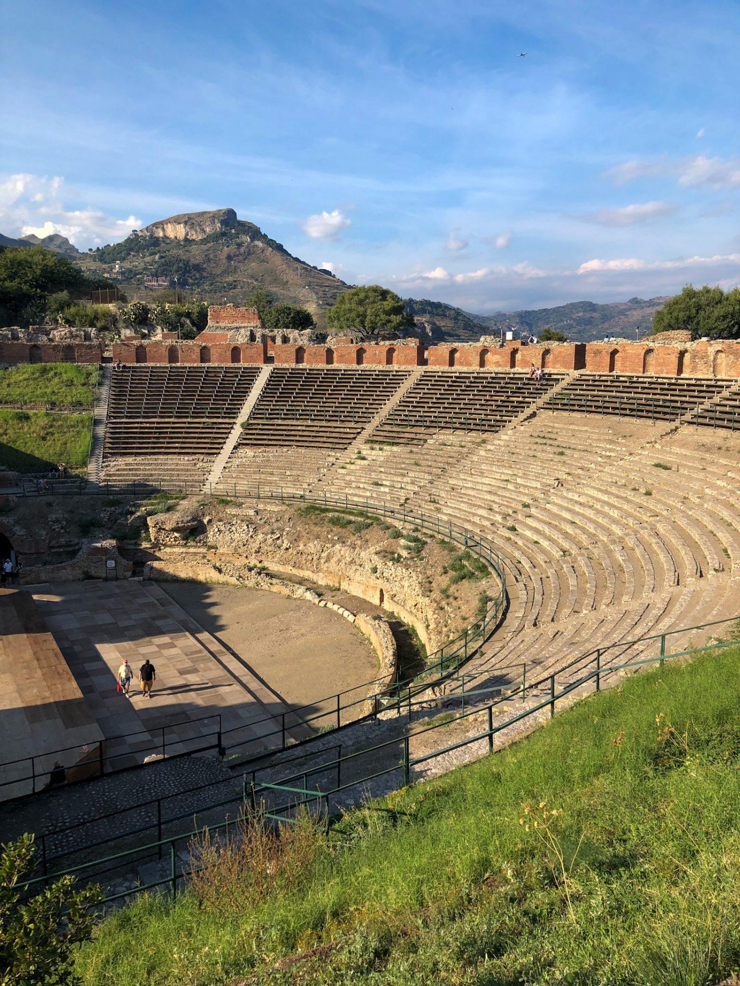 Teatro Antico Taormina