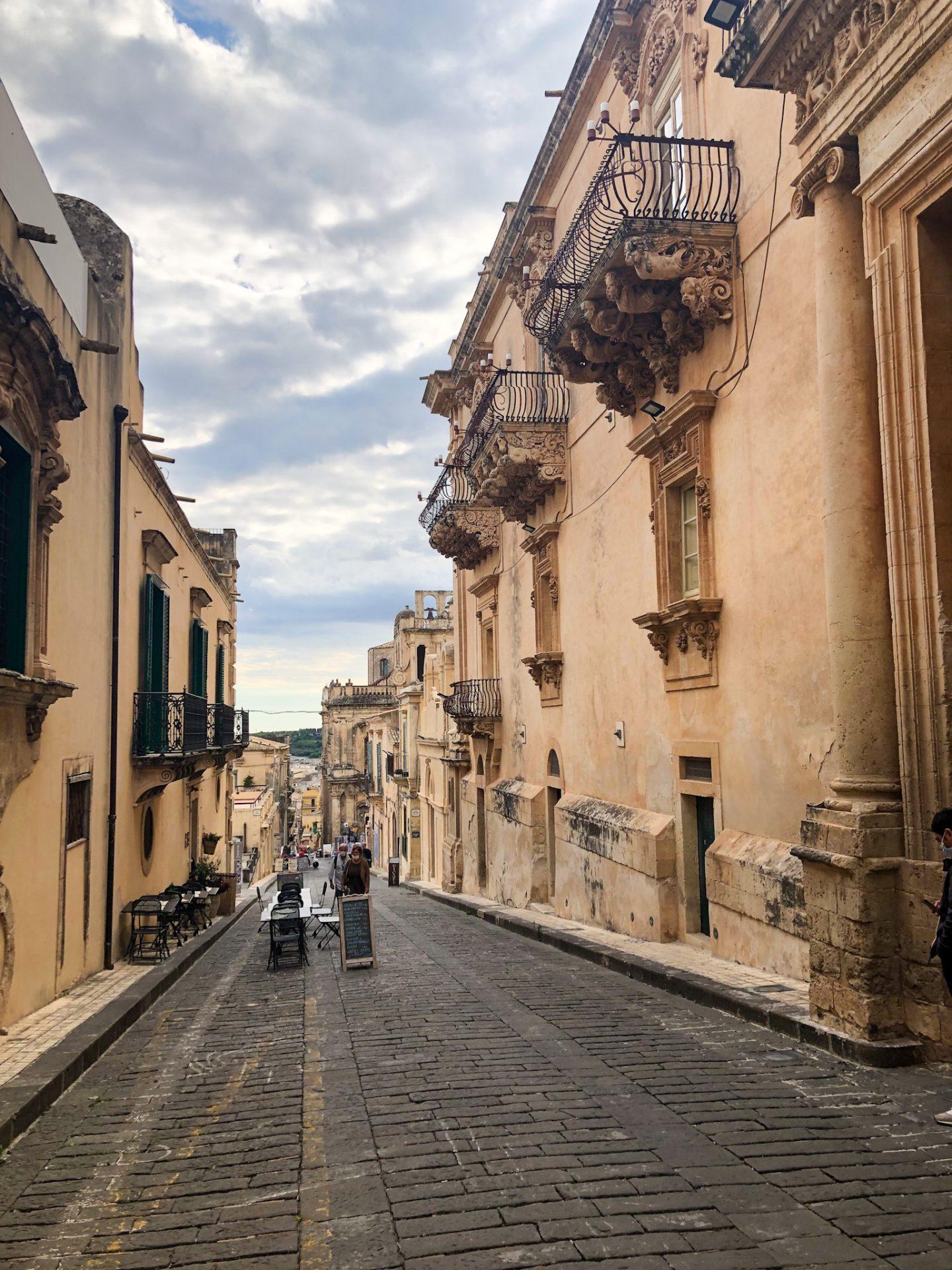 Corrado Nicolaci Noto Sicily