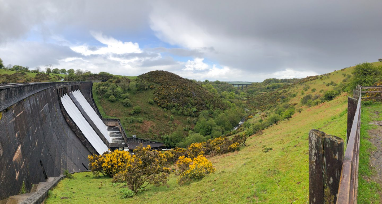 Meldon Reservoir Dartmoor