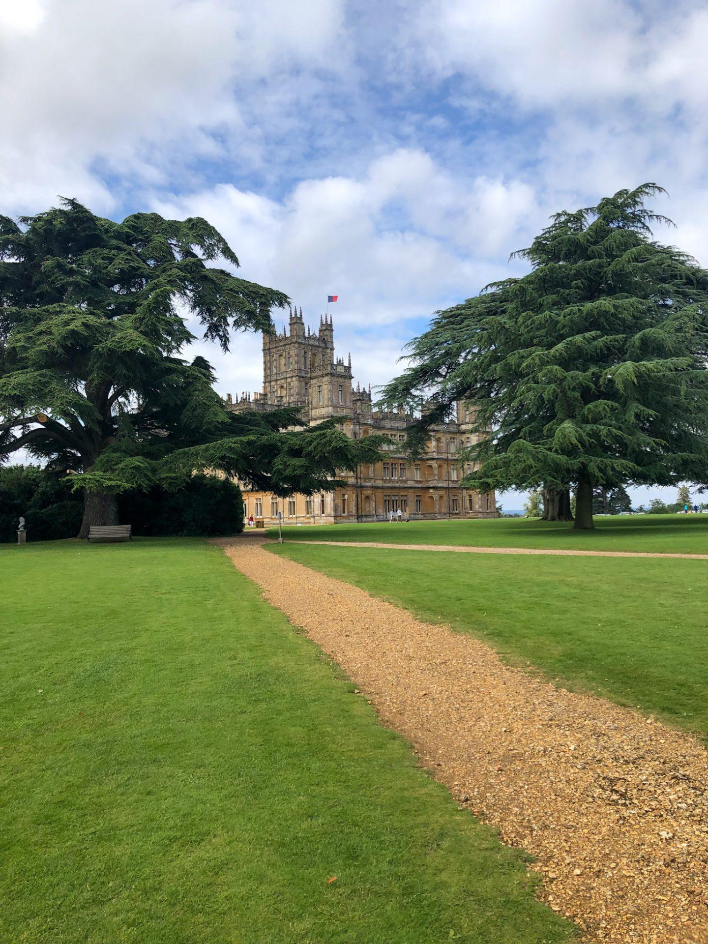 Highclere Castle Downton Abbey
